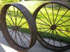 Fire wheels