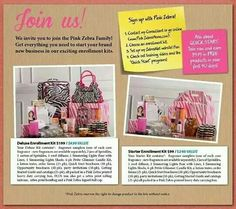 Join! www.pinkzebrahome.com/juliereed