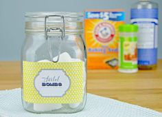 3 Ingredient Toilet Cleaning Bombs   eHow