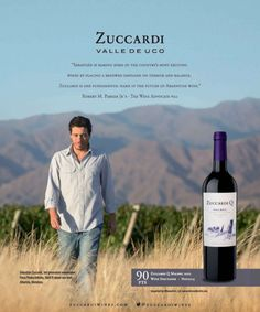 Zuccardi #wine #advertisement