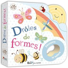 Drôles de formes! (LL Shaped Grab) (French Edition) by Parragon Books