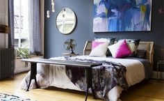 5+Rooms+That+Make+Our+Love+For+Jewel+Tones+Even Stronger
