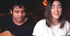 Alex G and Gustavo Guerrero sings a soul-stirring cover of 'Only Hope'. You will surely love their voices and the song.
