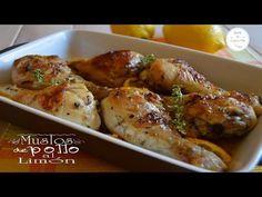 Pollo al limón   Cocina