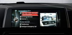 BMW is rolling out its innovative ConnectedDrive in-car services system across its range from March and April production, meaning the first versions are now in Australia. Bmw Sports Car, Emergency Call, Bmw Series, New Bmw, Bmw Cars, Store, Check, Ideas, Tent