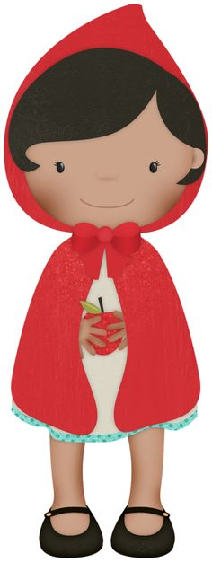 CHAPEUZINHO VERMELHO Kids Ride On Toys, Toys R Us, Red Riding Hood, Little Red, Clipart, Snow White, Disney Characters, Fictional Characters, Alice