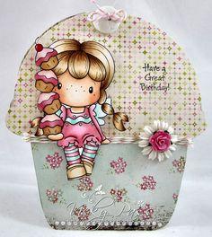 Cupcake Birgitta - Sticky With Icky