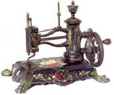 Máquina de coser 'Monitor', 1865