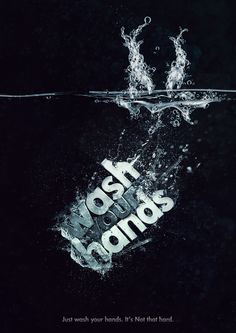 Wash Your Hands on Behance