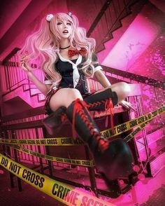 Danganronpa: Kibo no Gakuen to Zetsubo no Kokosei Character : Junko Enoshima  Cosplayer : @monpink11 #junkoenoshimacosplay #danganronpakibounogakuentozetsubounokoukousei #danganronpa #superdanganronpa2 #danganronpa2 #danganronpacosplay #junkoenoshima #enoshimajunko #cosplayprogress #cosplayphotography #cosplayproblems #cosplay #cosplayers #cosplayer #cosplays #homestuckcosplay #cosplaygirl #cosplayboy #cosplayerboy #animecosplay #cosplayergirl #cosplaywip #wigcosplay #freecosplay…
