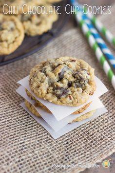 Chili chocolate chip cookie recipe