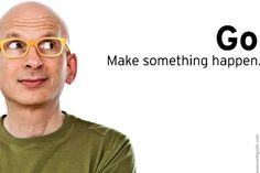 Seth Godin. Great perspective on the modern age.