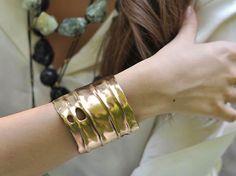 Gorgeous Julie Cohn Design cuff