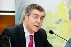 Javier Cepedano, presidente de la Federación Leonesa de Empresarios.