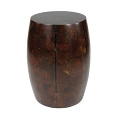 Found it at Wayfair - Barrel End Table
