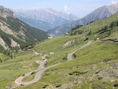 The Col de la Bonnette is one of the most famous roads in the Alps, due to the fact that it is, at 2807M, the highest road in Europe. The actual pass finishes at around 2700M with an addition taking it to the full height, a recent addition that the French added to retain the title. - See more at: http://www.ultimatedrives.net/top-10-roads/#sthash.cJ1VhqLJ.dpuf