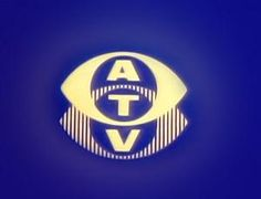ATV was the ITV regional channel for the Midlands in the - and their studios were just up the road from my childhood home in Erdington, Birmingham 1970s Childhood, My Childhood Memories, School Memories, Nostalgia 70s, Uk Tv, Kids Tv Shows, Vintage Tv, Vintage Logos, Classic Tv