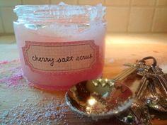 Love homemade spa stuff!