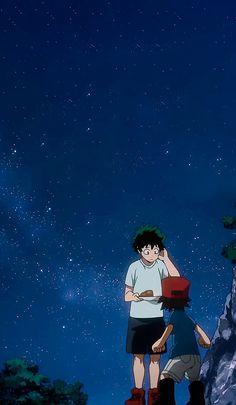 My Hero Academia Season 3 | Deku and Kota | Wallpaper
