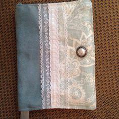 Notebook or Journal cover.  adaisygarden.com
