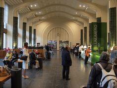 Helsinki Central Railway Station Interior