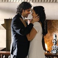TV Show 30 Day Challenge- Day 9- Best Scene Ever- In Numb3rs when Charlie and Amita finally get married