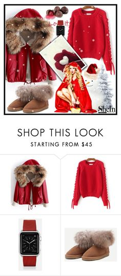 """""""Shein 10"""" by erina-salkic ❤ liked on Polyvore featuring WithChic and Casetify"""
