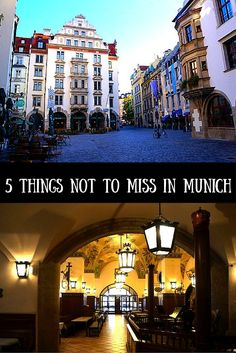 Munich is an amazing city. Culture, History, Palaces, Food and beer. I love the laid back atmosphere of Munich. Here are our 5 things not to miss in Munich