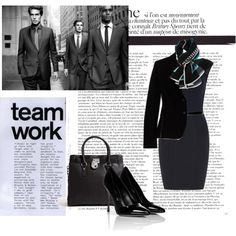 """""""Work Work Work"""" by straightdeuces on Polyvore"""