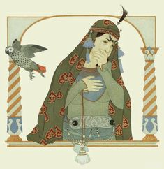 Olga Dugina by Canas Verdes