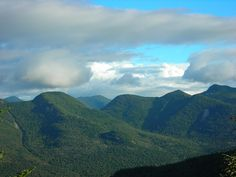 The Great Adirondack Mountains
