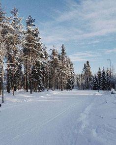 Eilen oli yksi niistä ihmeellisistä talvipäivistä  Yllättäen hiihto kulki ja aurinko paistoi ja päällä oli juuri sopivasti vaatetta. Näistä maisemista puhumattakaan!! Voitteko uskoa että ihan Oslon keskustan kupeessa pääsee näihin maisemiin hiihtämään?  Oslossa ei myöskään ole yhtään ihmeellinen näky että julkisissa ihmiset kulkee suksien kanssa ja tunsin itseni erittäin norjalaiseksi kun hiihdon jälkeen saapastelin monoissa lähikaupassa . . . . . . #snow #freshpowder #ski #skiing #hiihto…