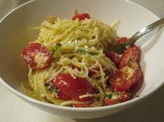 This Garden Pasta Recipe is available at DeliciousPastaRecipes.com.