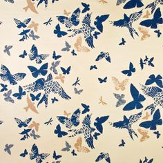 sB love all rapture and wright co.ours and patterns. Go well with white/ soft grey pallet. Birds & Butterflies  Rapture & Wright