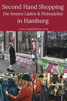 Hamburgs beste Vintage und Second Hand Läden und Flohmärkte.