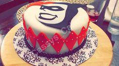 Batman Joker Harley Quinn Cake I Most Certainly