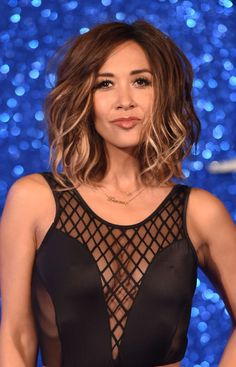 When you're at the premiere of a new film that's all about fashion, you'd better make sure you're looking on point, so Myleene Klass pulled out all the stops when ...
