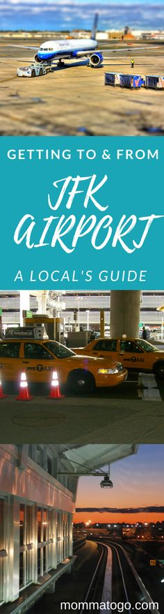 Getting to JFK airport from Mahattan | How to get to JFK on public transportation | How to get to Manhattan from JFK airport | JFK airport tips | JFK airport New York | JFK Airport Transportation | How to take the airtrain in NYC | NYC subway tips | LIRR tips #NewYork #Travel #JFKairport