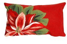 Red Home Accents Pillow by Ashley Furniture