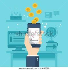 make money illustration - Google 搜尋