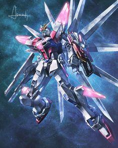 Gundam Wing, Gundam Art, Robot Cartoon, Strike Gundam, Gundam Astray, Gundam Build Fighters, Gundam Wallpapers, Gundam Mobile Suit, Unicorn Gundam
