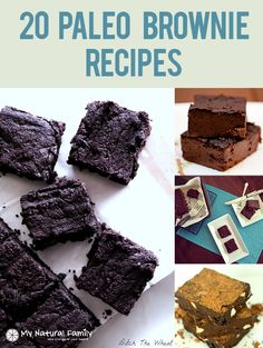 Coconut Flour Dark Chocolate Fudgy Brownies and Lesson in Converting Regular Recipes to Coconut Flour Versions special-diet-all-paleo-primal-desserts-baked-goods Paleo Brownies, Coconut Flour Brownies, Coconut Flour Recipes, Chocolate Brownies, Coconut Oil, Paleo Bars, Bakers Chocolate, Flourless Chocolate, Paleo Dessert