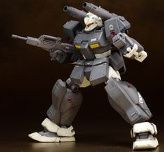 HGUC 1/144 RGC-83 GM Cannon II (Already Released)Modeled by Schizophonic9GG INFINITE: IN STOCK (Includes: Gundam.Info X Gunpla Promotion Campaign Card)