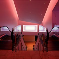 James Turrell's play on light and space at Louis Vuitton Las Vegas.