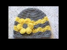 Free crochet patterns for baby hats. Free crochet patterns for baby hats More Tags:Crochet (Hobby) How-to (Media Genre) easy crochet baby hat how to crochet baby hat crochet baby hat patterns Crochet baby hat Tutorial free crochet baby hat patterns Crochet Baby Hats Free Pattern, Bonnet Crochet, Crochet Baby Beanie, Baby Girl Crochet, Afghan Crochet Patterns, Baby Knitting, Free Crochet, Knit Crochet, Chevron Crochet