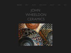 JOHN WHEELDON - Earth & Fire 2014 Exhibitor