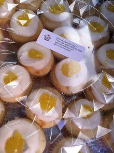 Lemon Cheesecake Cupcakes - Cupcakes Bakery  Deli