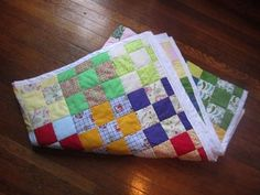 How to Sew a Quilt! (quilting 33 Steps (with Pictures) Quilting 101, Quilting Tutorials, Machine Quilting, Quilting Projects, Sewing Projects, Sewing Ideas, Sewing Tips, Sewing Patterns, Diy Projects