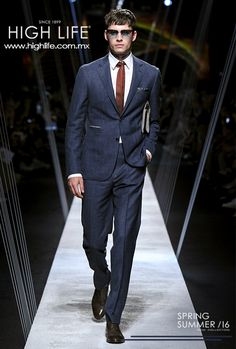 El lino y la seda, son texturas que recrean un contraste y estilo inigualables a la hora de portarlas. #Canali