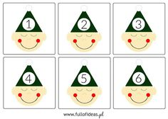 Ten Little Elves